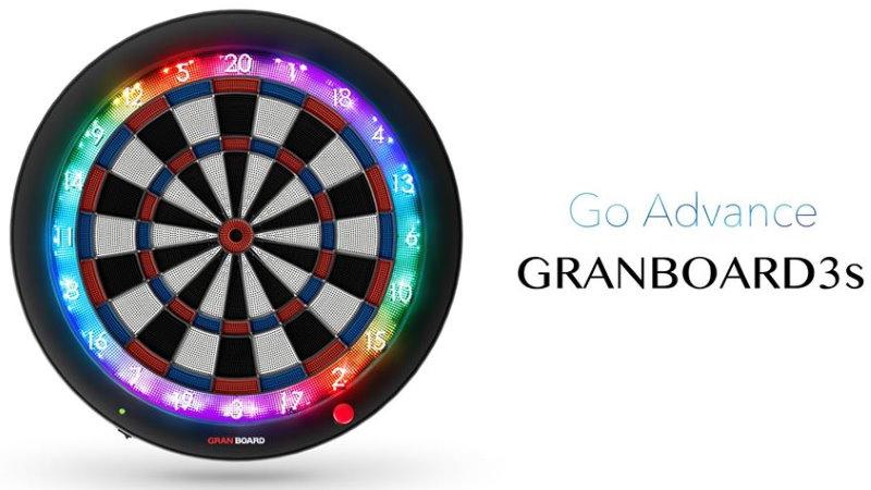GRAN BOARD3 ソフトダーツボード